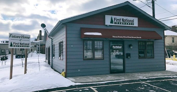 New First National Insurance Location